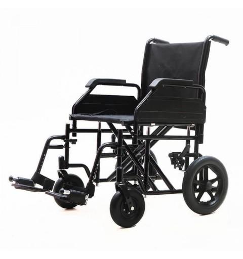 Carucior cu rotile tranzit, transport pacienti obezi - YJ-010C