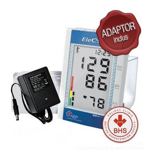 Tensiometru electronic Elecson pentru brat cu adaptor inclus - ELD582