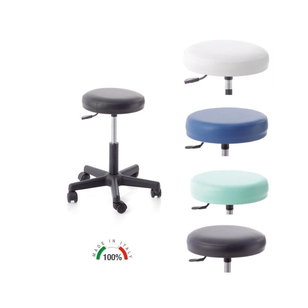 Scaun rotativ pentru doctor - MI477