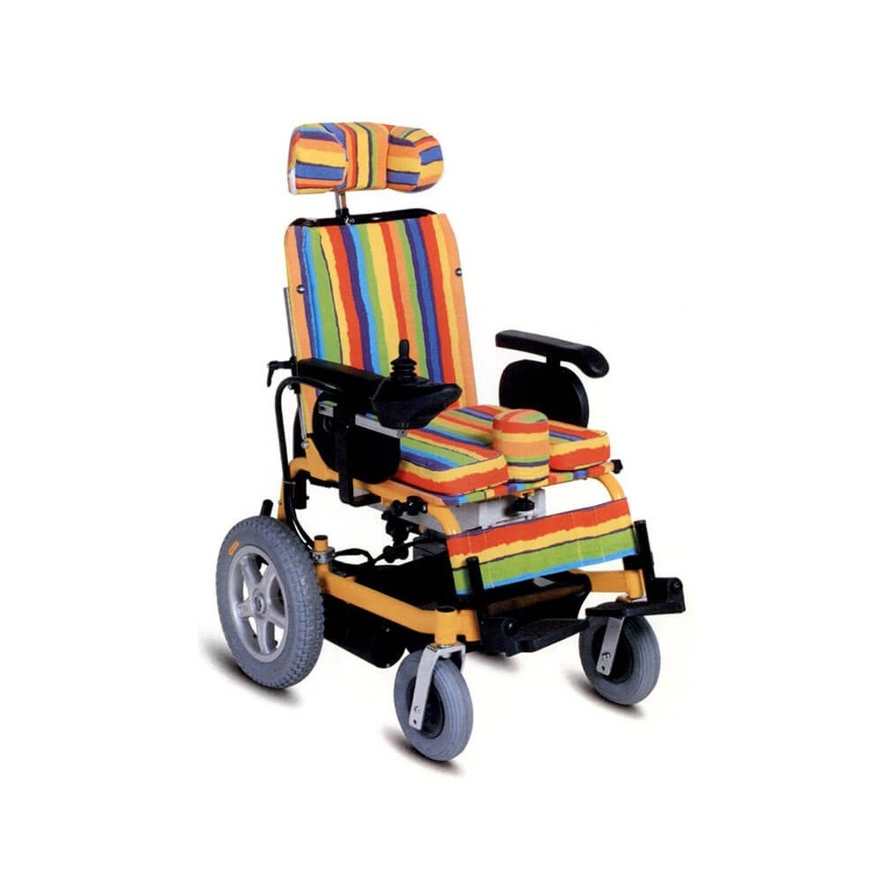 Carucior electric invalizi pentru copii - FS121LF1-41