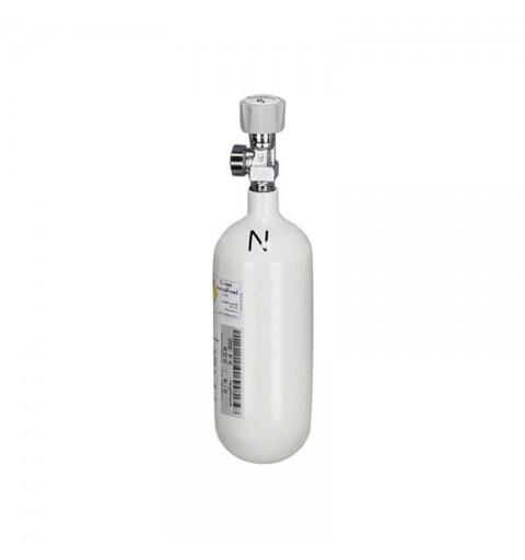 Butelie oxigen din otel Milmet - 5L, 10L