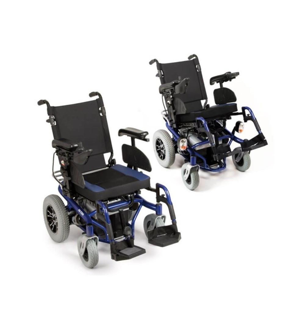 Carucior electric invalizi gama Mobility seria ARIES - CS900BL
