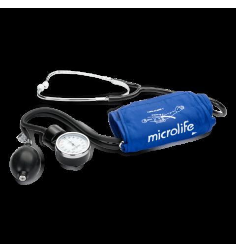Tensiometru aneroid profesional cu stetoscop Microlife AG1-30