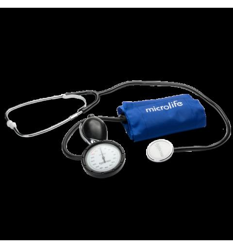 Tensiometru aneroid profesional cu stetoscop si manometru la para Microlife BP AG1-40