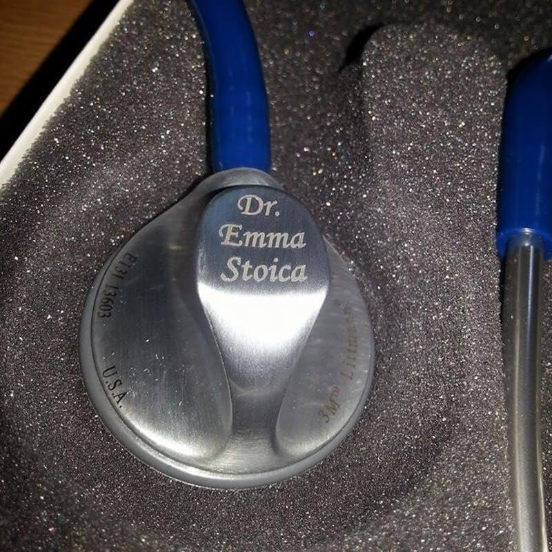 Gravare pentru stetoscoapele 3M™ Littmann®