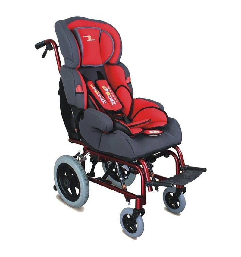 Carucior cu rotile multipozabil, transport copii - FS258LBYGP