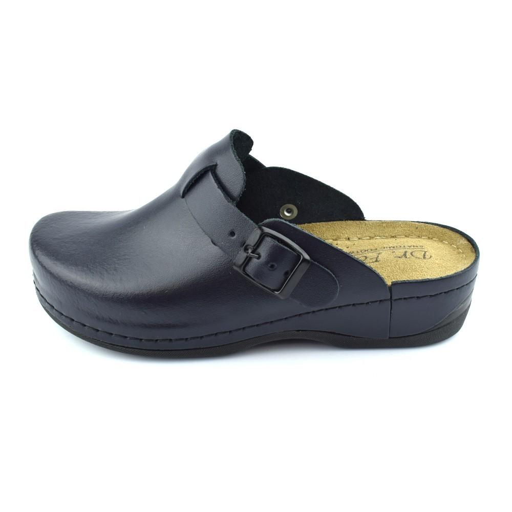 Saboti medicali Dr. Feet ART2416/9 ALBASTRU INCHIS