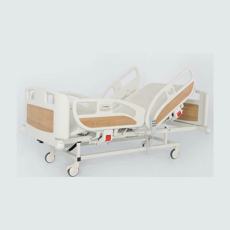 Pat de spital mecanic cu manivele - Simple 7S