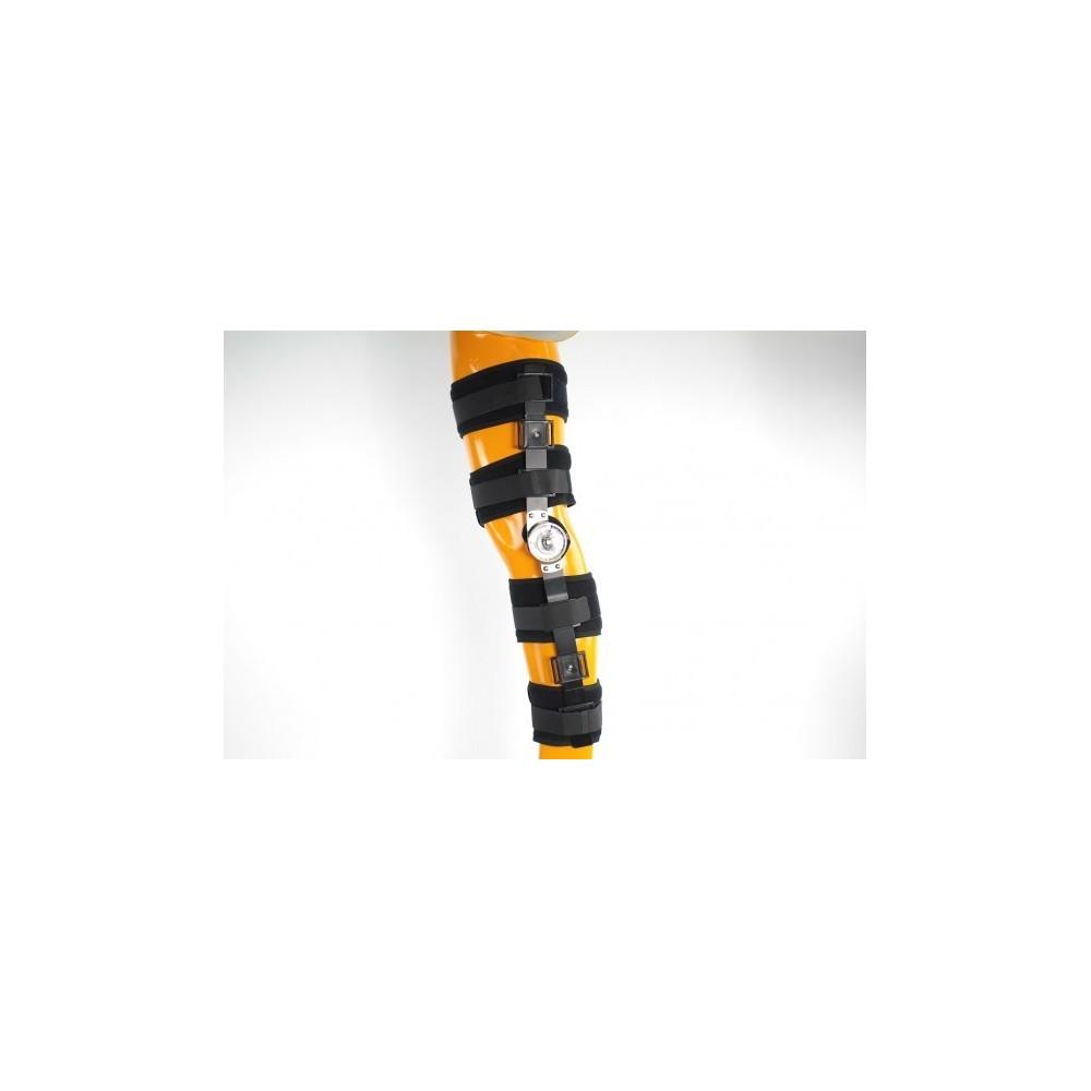 Orteza imobilizare genunchi unghi reglabil - ARK1011