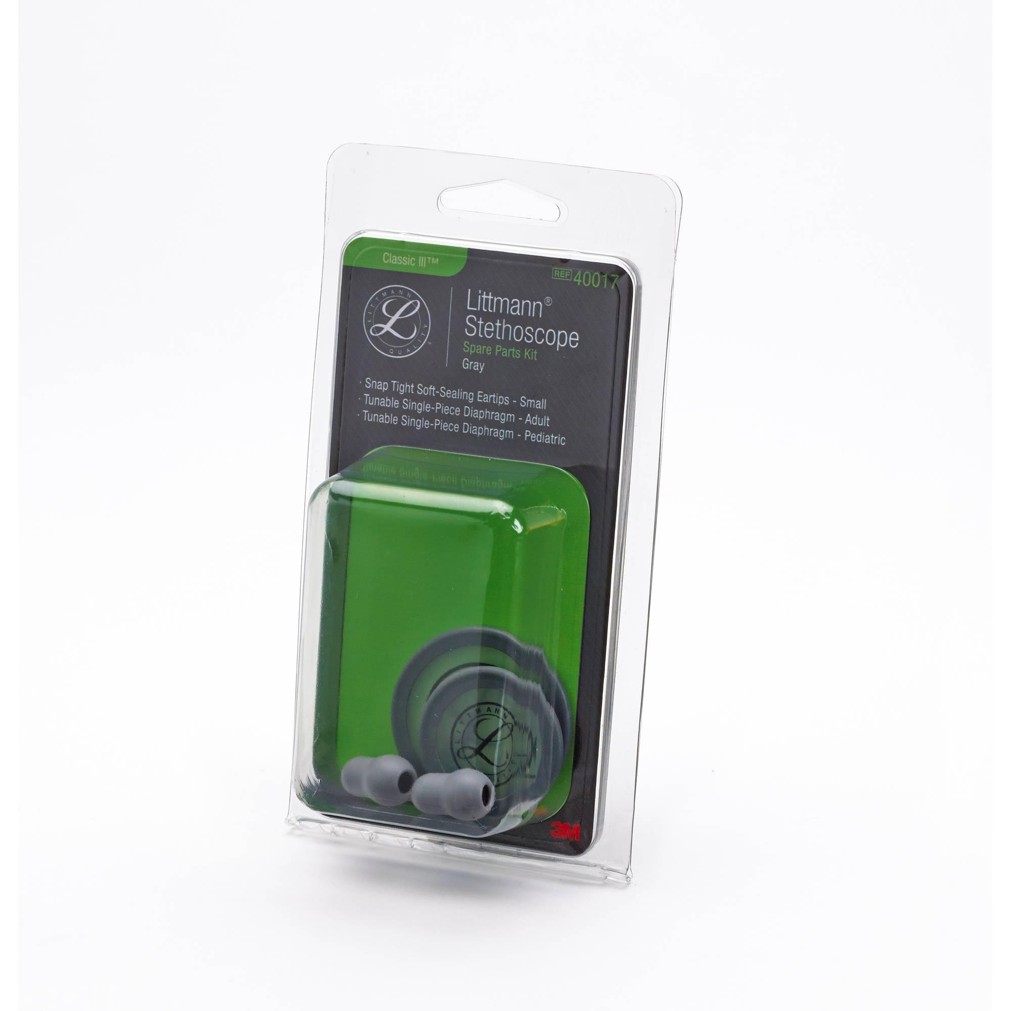 Kit de piese de schimb pentru stetoscop 3M™ Littmann® Classic III™ sau Cardiology IV™