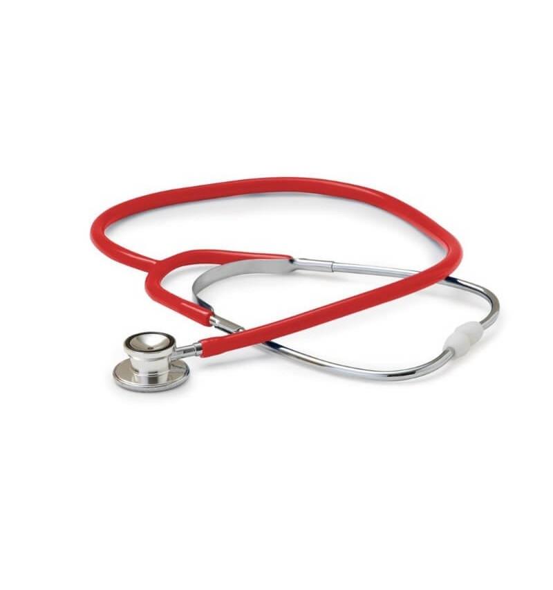 Stetoscop Moretti, pediatric, capsula dubla - DM505