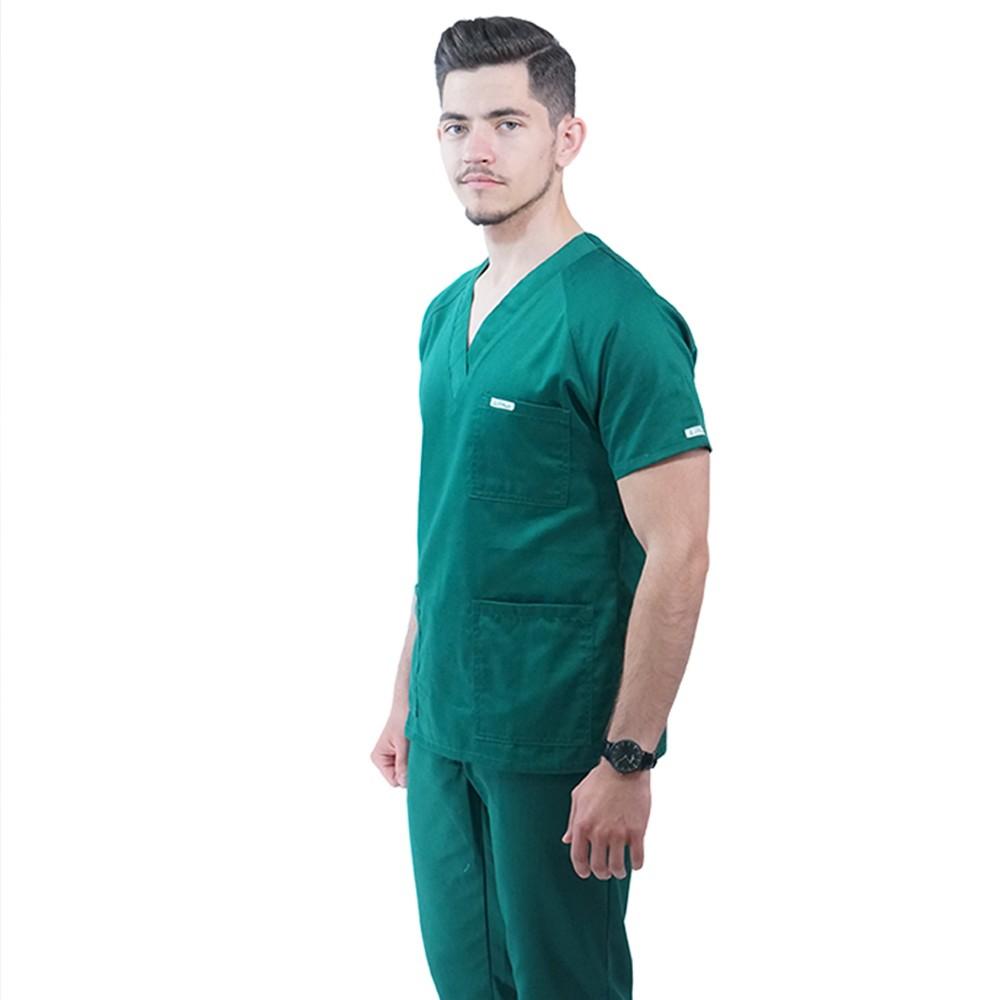 Costum medical Lotus 2, Basic 2, verde hunter