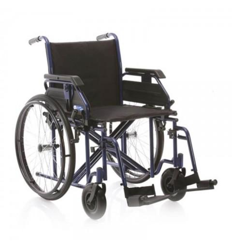 Carucior cu rotile, transport pacienti obezi, actionare manuala - CP250 Comby Mille