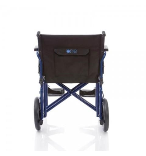 Carucior cu rotile tranzit, transport pacienti obezi - CP310 Plus Go