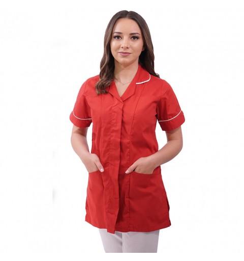 Bluza medicala fermoar/rever Lotus 1, LIR2