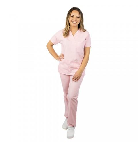 Costum medical unisex Lotus...