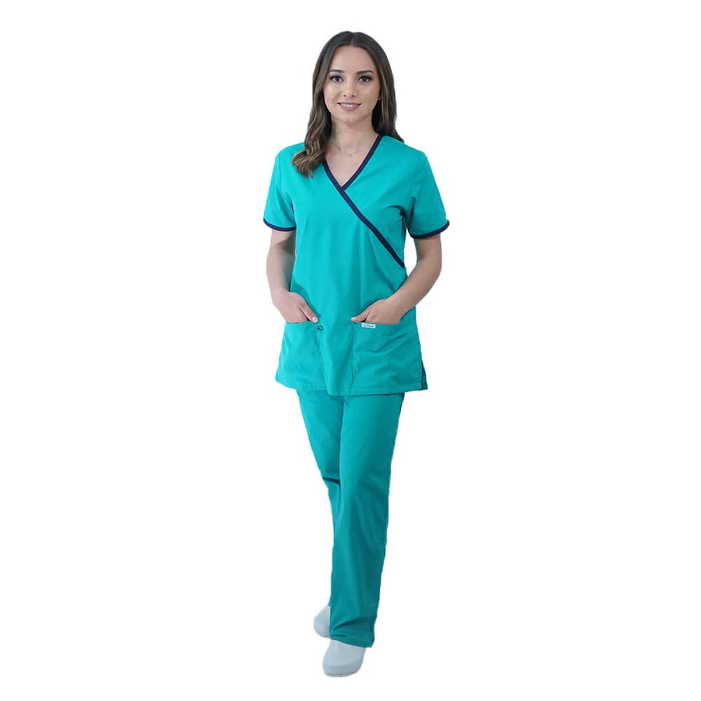 Costum medical Lotus 1, LK182 mock
