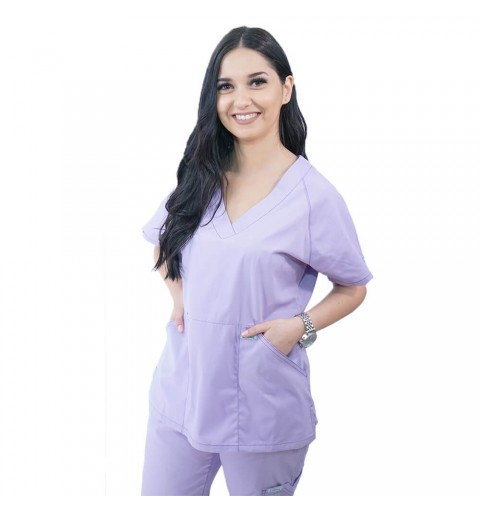 Costum medical Lotus 1, LK016, marimi extra large