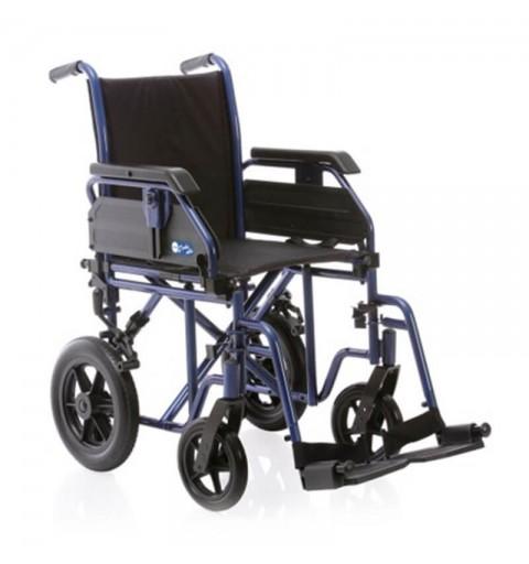Carucior cu rotile tranzit, transport pacienti adulti - CP215 Comby Mille