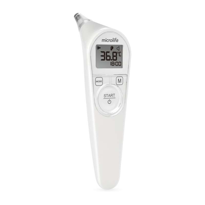 Termometru digital pentru ureche Microlife IR 210
